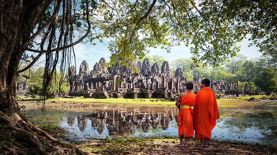 Lo mejor de Vietnam y Camboya