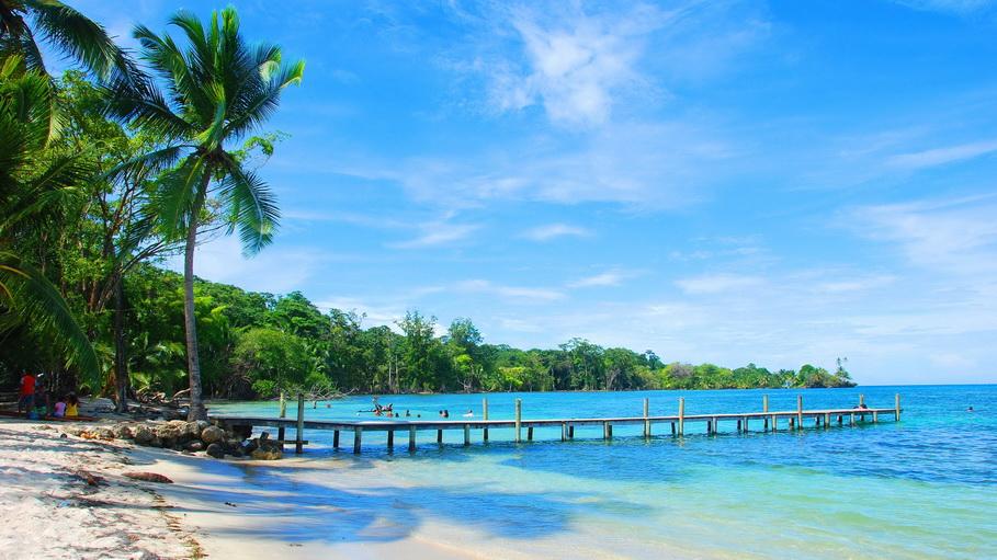 Costa Rica pura vida en el Caribe