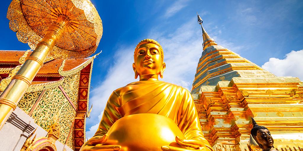 Tailandia de Sur a Norte