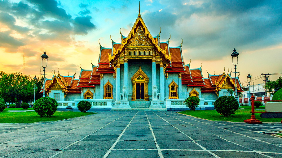 Lo mejor de Tailandia