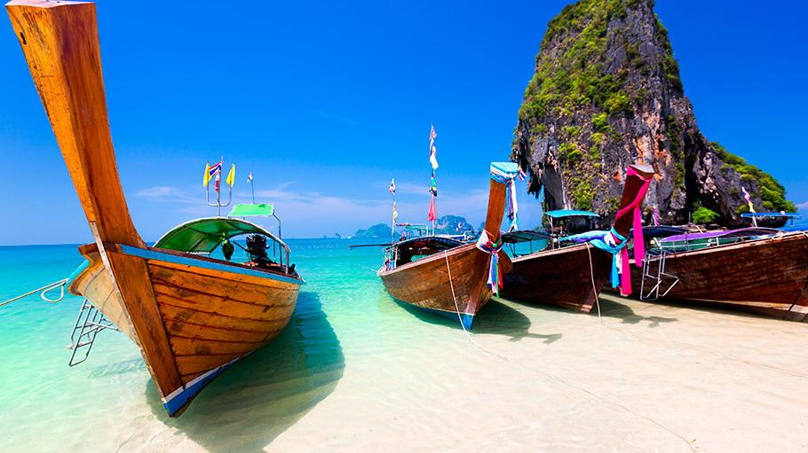 Bangkok y playas del Sur