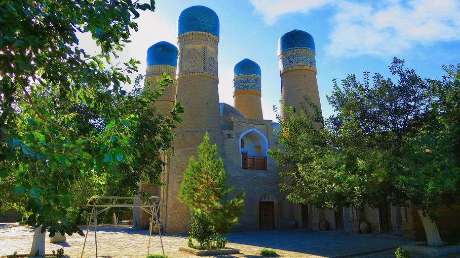 http://fotos.hellotrip.es/uzbekistan/Uzbekistan_Bujara_Chor_Minor.jpg
