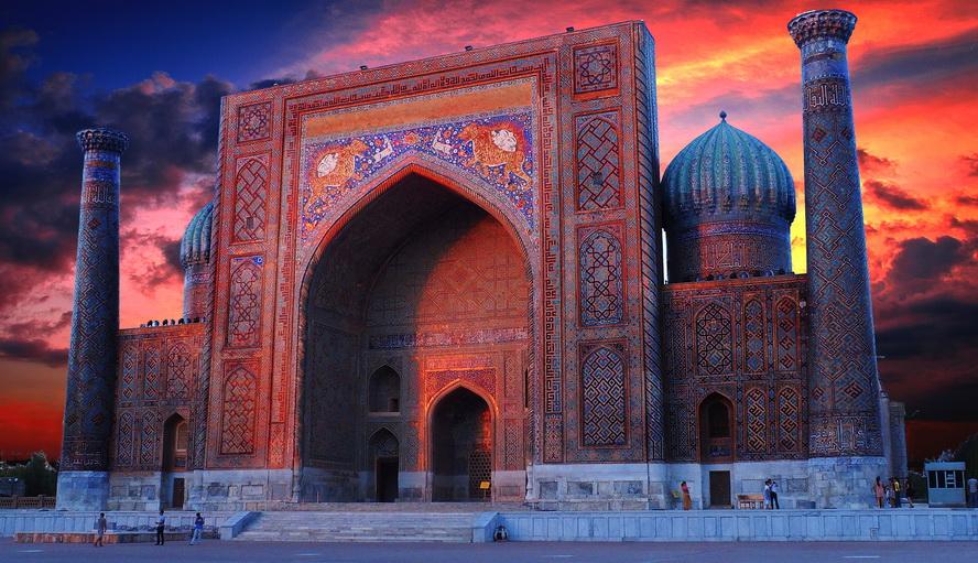Lo mejor de Uzbekistan: Samarcanda, Bujara, Jiva