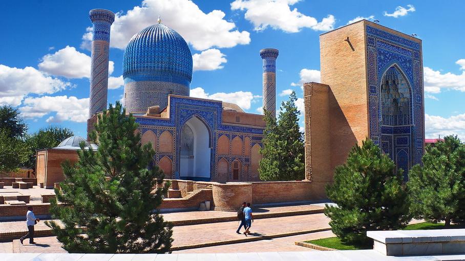 Circuito Uzbekistán Ruta de la Seda